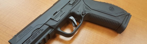 Ruger's new American Pistol in 9mm