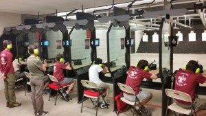 Boy Scout Rifle Shooting Merit Badge class