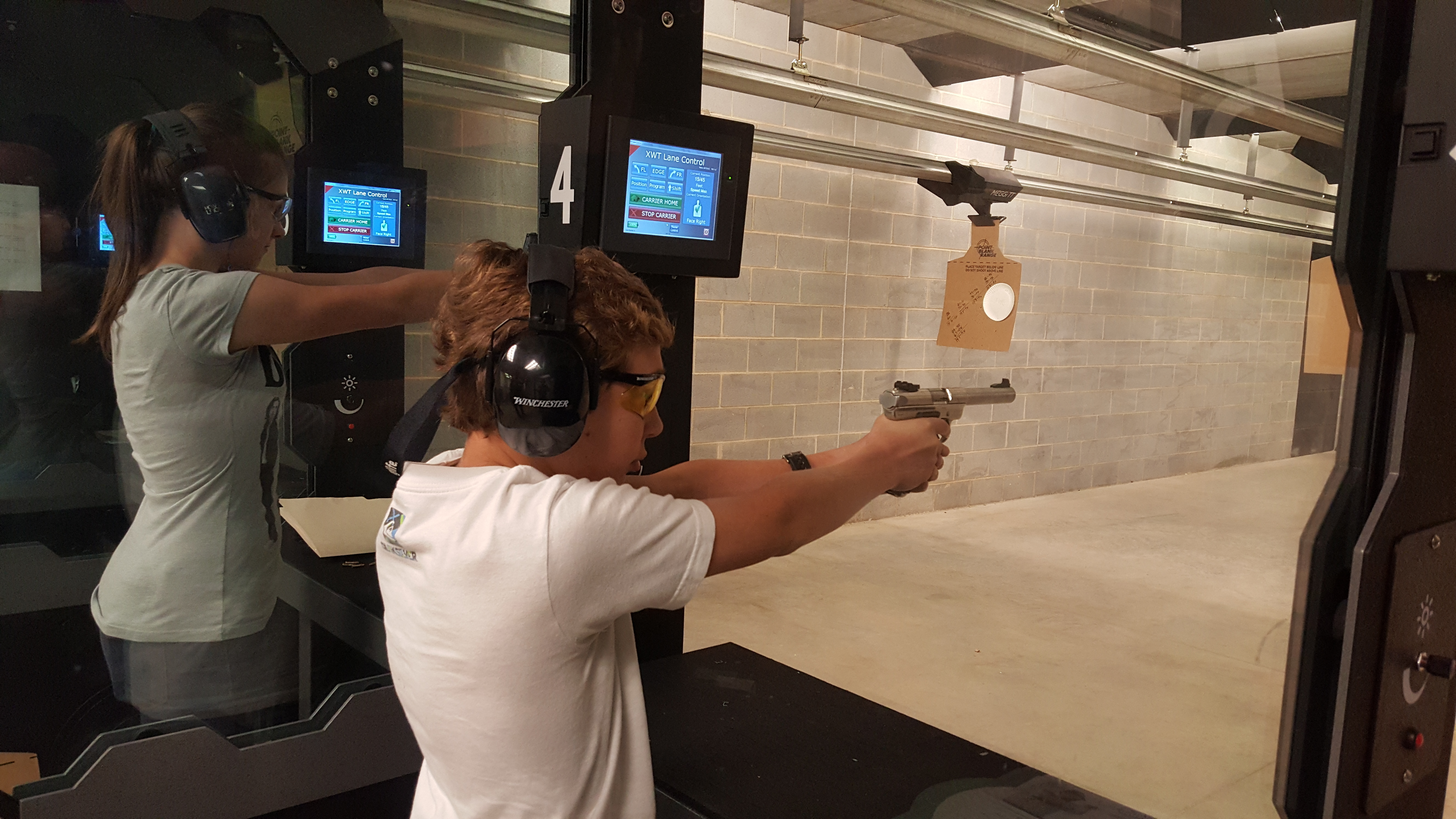 teens on target point blank rangecourse title teens on target pistol rifle course prefix tot cost $23 ($28 with rental) age 13 17